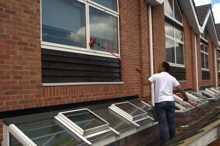 School Window Cleaning