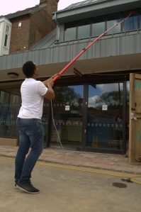 Commercial Window Cleaning Berkshire and Surrey