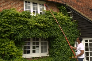 Step 1 - Find a Window Cleaning Ascot who has a good track record. Feel free to ask for referrals or testimonials.