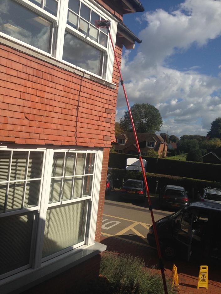 Window Cleaning Berkshire & Surrey