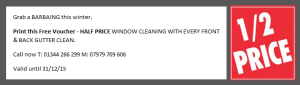free window cleaning voucher
